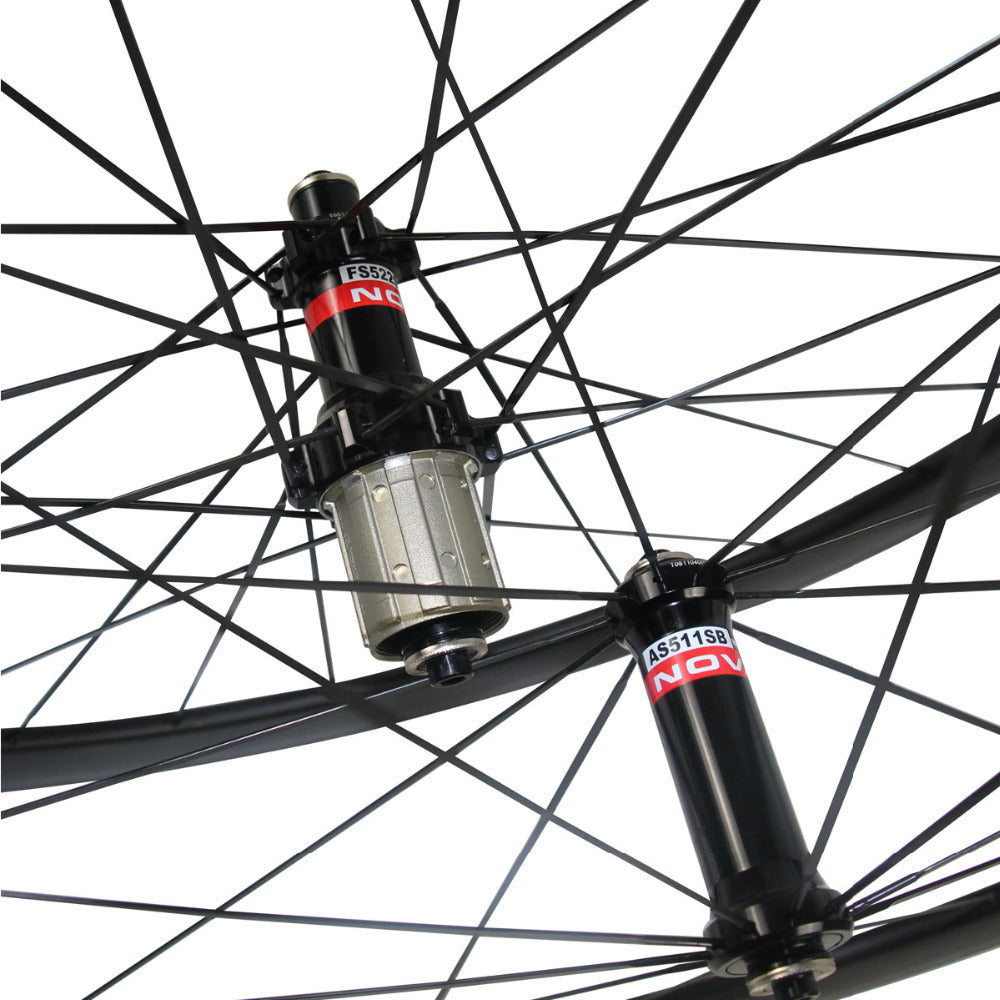 Super Light R13 Carbon Bicycle Wheel Set
