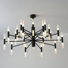 Load image into Gallery viewer, Classic Iron LED Chandelier