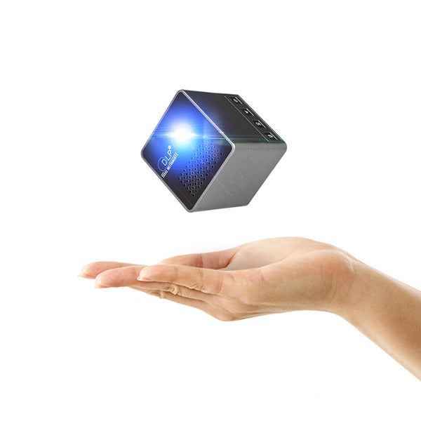 Mini Portable WiFi Projector