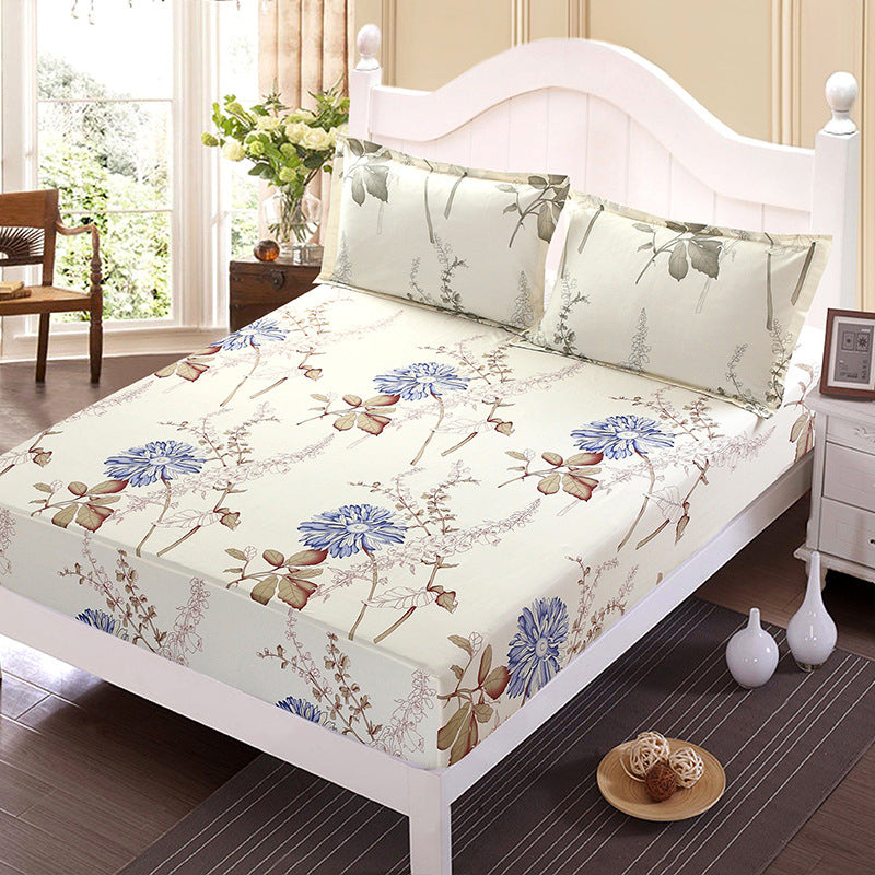 Elastic Rubber Band Bed Sheet Mattress Cover