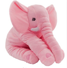 Load image into Gallery viewer, Plush Elephant Toy