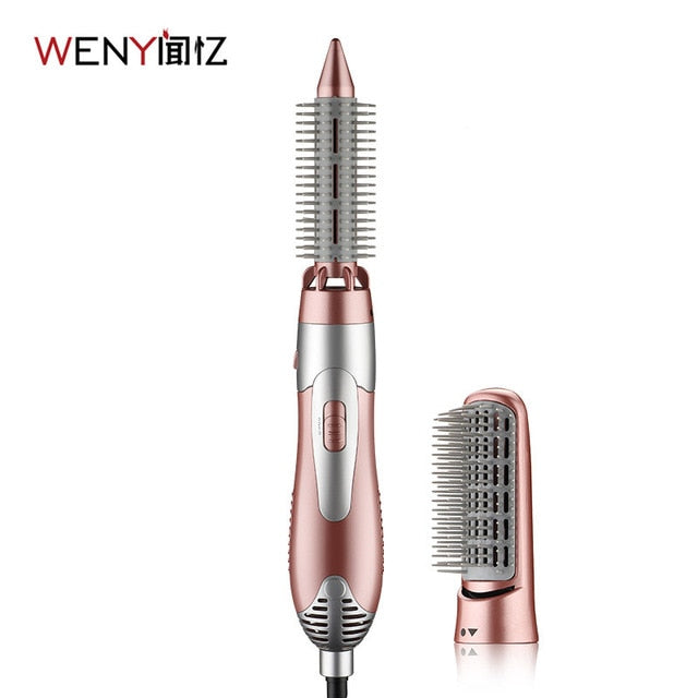 WENYI 220-240V Electric Hair Curling Irons  Styler Hair Blow Dryer