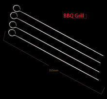 Load image into Gallery viewer, 10Pcs/Set Stainless Steel Barbecue Grilling Tools