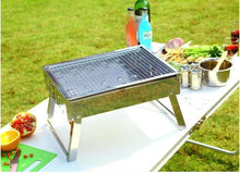 Load image into Gallery viewer, Picnic BBQ Charcoal Grill