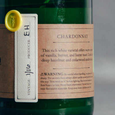 Chardonnay Signature Candle - Finley's Boutique
