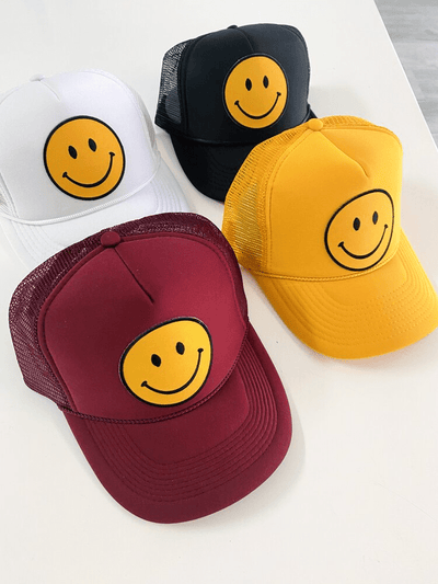 MM Keep Smilin' Hat - Finley's Boutique