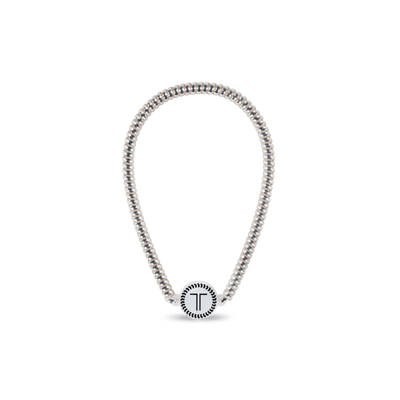 Platinum Teletie Headband - Finley's Boutique