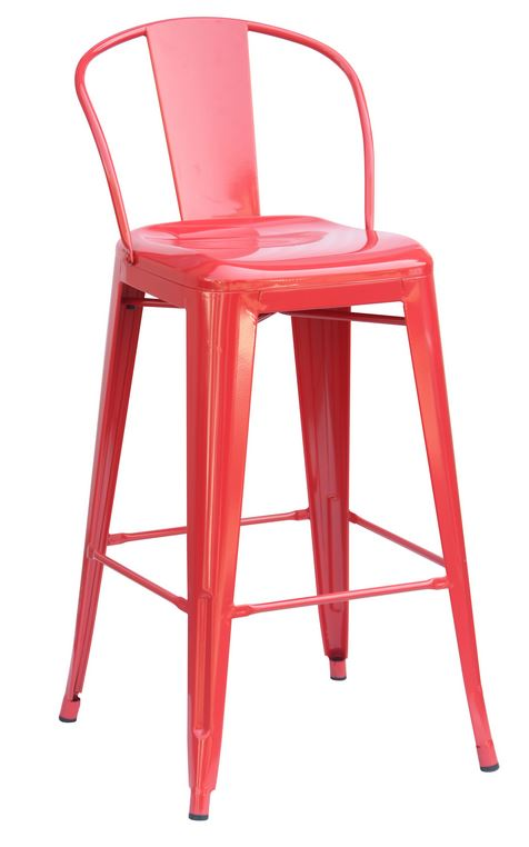 Red Round Back 29 Bar Stool 2430204 Ace Casual Furniture Our