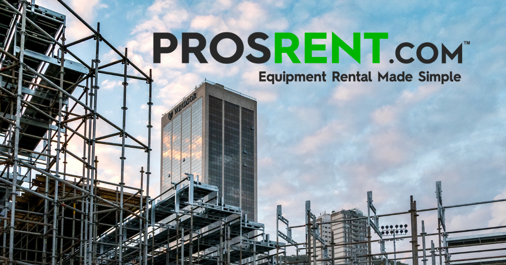 Equipment Rental on the Rise! Research Shows The Construction Equipment Rental Industry Worth $230 Billion by 2025