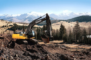 John Deere Excavator View All Construction Equipment Rentals