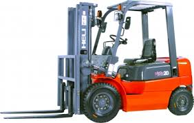 10,000 Lbs Warehouse Forklift Construction Equipment Rental Project