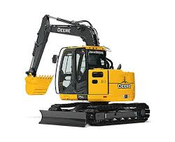 Excavator (16,000 Lbs.) Construction Equipment Rental Project