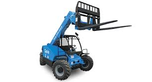 Reach Forklift -  5000 Lb - 18 Ft Reach Construction Equipment Rental Project