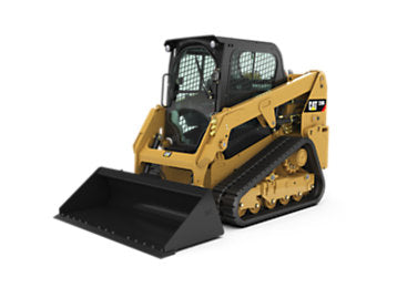 Skid Steer 1900 Lbs (Track) Construction Equipment Rental Project