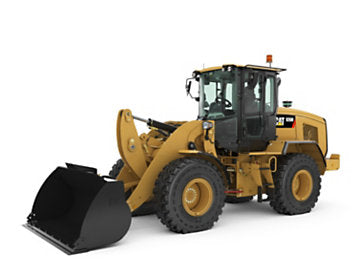 Wheel Loader - Articulating (2.5 Yard) Construction Equipment Rental Project