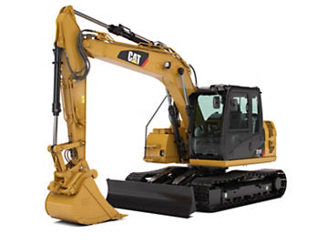 Excavator (25000-29000 lb) Construction Equipment Rental Project