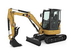 Mini Excavator (2500 Lbs.) Construction Equipment Rental Project