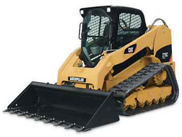 Skid Steer 3000 Lbs (Track) Construction Equipment Rental Project
