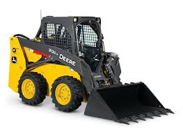 Skid Steer - 3100 lb. (Wheel) Construction Equipment Rental Project