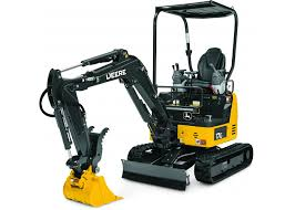 Mini Excavator (4000 Lbs.) Construction Equipment Rental Project