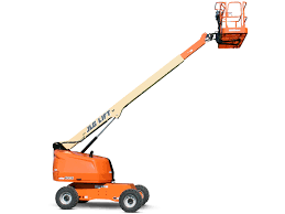 Telescoping Boom Lift - 45 Ft. Construction Equipment Rental Project