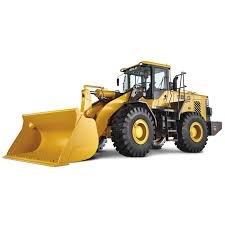 Wheel Loader - Articulating 5.0 Yd Construction Equipment Rental Project