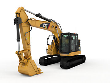 Excavator (50000-59000 lb) Construction Equipment Rental Project