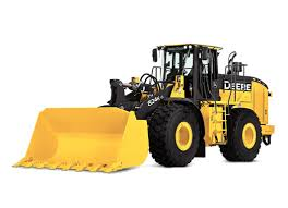 Wheel Loader - Articulating 6.0 Yd Construction Equipment Rental Project