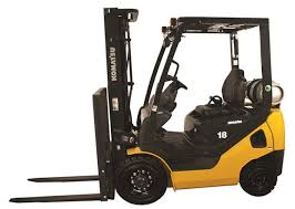 6,000 Lbs Warehouse Forklift Construction Equipment Rental Project