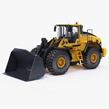 Wheel Loader - Articulating 8.0 Yd Construction Equipment Rental Project