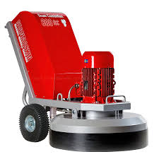 Concrete Grinder - 800 Lbs. Electric (480V) Construction Equipment Rental Project