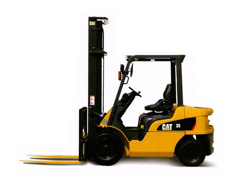 5,000 Lbs Warehouse Forklift
