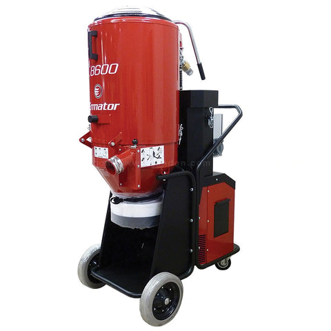 HEPA Dust Extractor (480V) Construction Equipment Rental Project