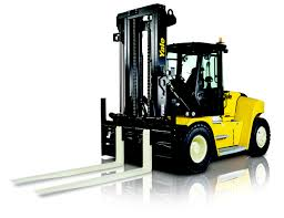 Industrial Forklift - 5,000 Lbs. Construction Equipment Rental Project