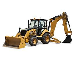 Mini Backhoe (20-30 hp) Construction Equipment Rental Project