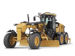 Motor Grader - 10' Blade Construction Equipment Rental Project