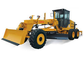Motograder - 12' Blade Construction Equipment Rental Project