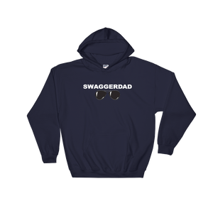 "Swaggerdad ""Shades"" Hooded Sweatshirt"