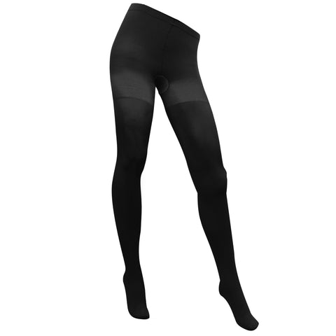 AW Style 108 Microfiber Opaque Closed Toe Tights 8-15 mmHg