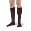 AW Style 117 Men's X-Static Silver Knee High Socks - 20-30 mmHg