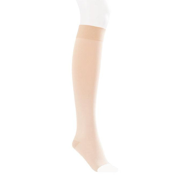 Jobst Opaque SoftFit Open Toe Knee Highs - 30-40 mmHg
