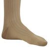 AW Style 128 Men's Microfiber/Cotton Knee High Dress Socks - 20-30 mmHg