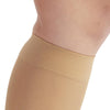AW Style 209OT Microfiber Opaque Open Toe Knee Highs 15-20 mmHg