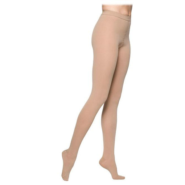 Sigvaris Essential 863 Opaque Closed Toe Maternity/Plus Pantyhose - 30-40 mmHg