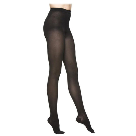 Sigvaris Essential 863 Opaque Closed Toe Pantyhose - 30-40 mmHg