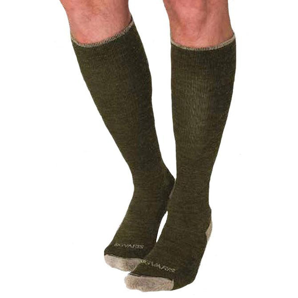 Sigvaris Motion 422 Thermoregulating Wool Knee High Socks - 20-30 mmHg