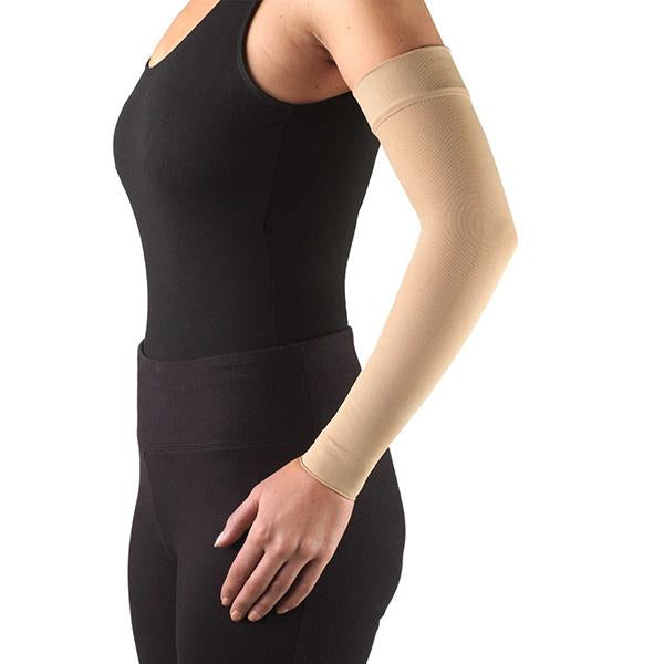 AW Style 716 Lymphedema Armsleeve w/Soft Top - 20-30 mmHg