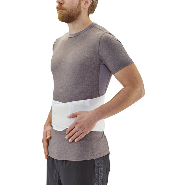 AW Lower Back Sacro Brace w/Thermo Pad