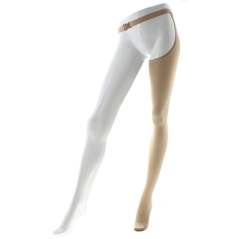 AW Style 217L Medical Support Closed Toe Chap Left Leg - 20-30 mmHg