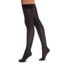 Jobst Opaque Closed Toe Thigh Highs Black 15-20 mmHg